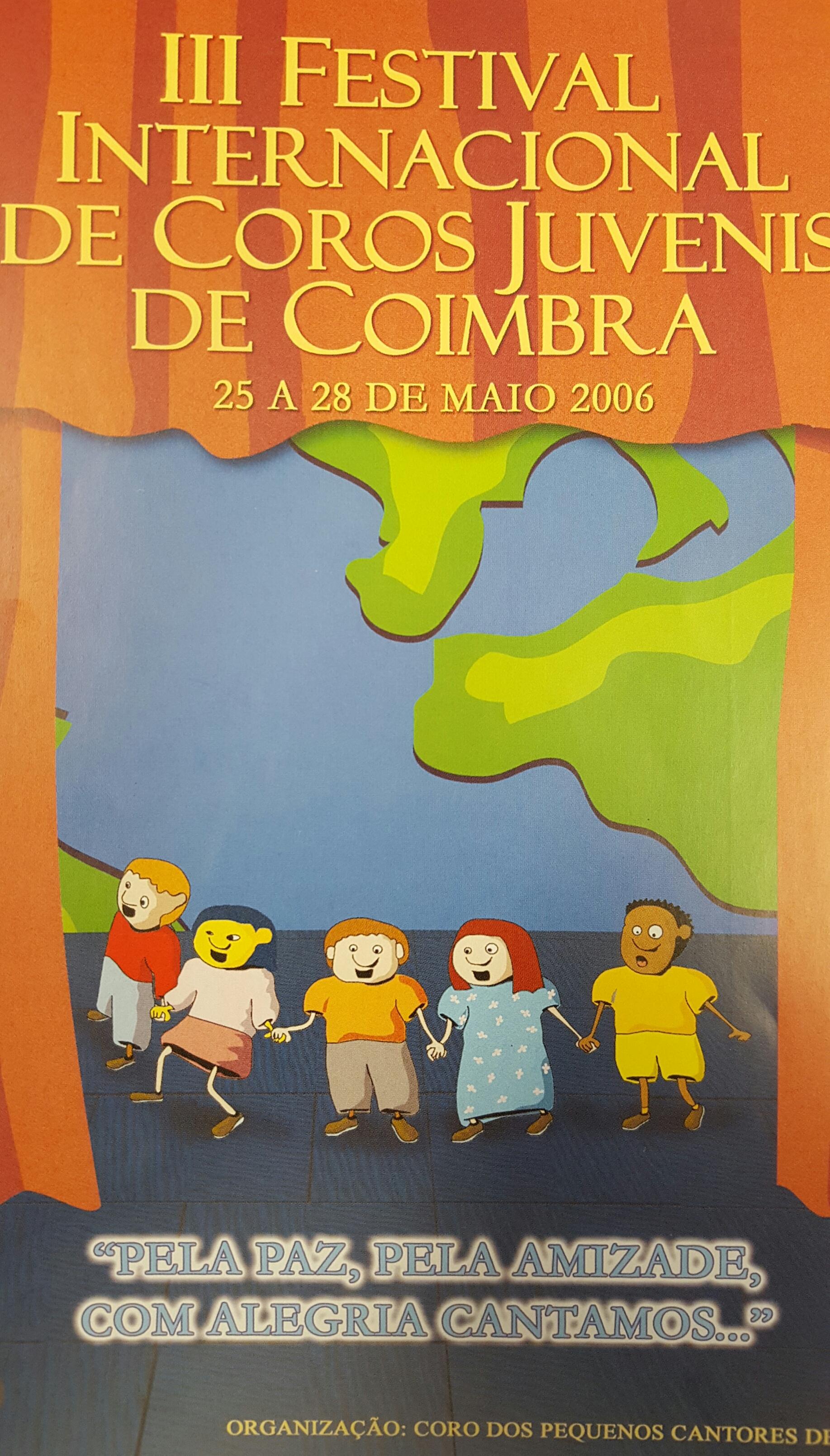 III Festival Internacional de Coros Juvenis de Coimbra