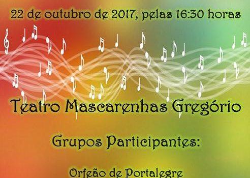 Coro Vox Albuhera participa em Encontro de Coros em Silves